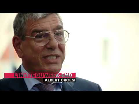 L'invité du week-end : Albert Croesi