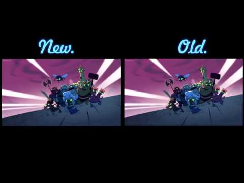 SVTFOE INTRO Comparison between Season 1 Intro and Season 2 Intro