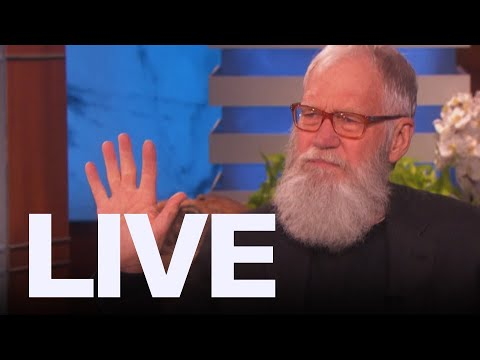 David Letterman Talks Trump | Et Canada Live