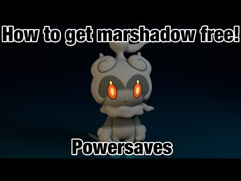 marshadow pkhex download