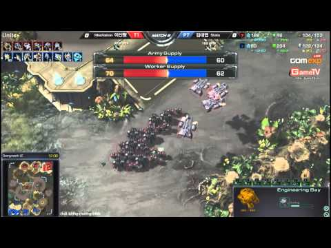GSL Ro16 Group C Match 3 PartinG vs INnoVation