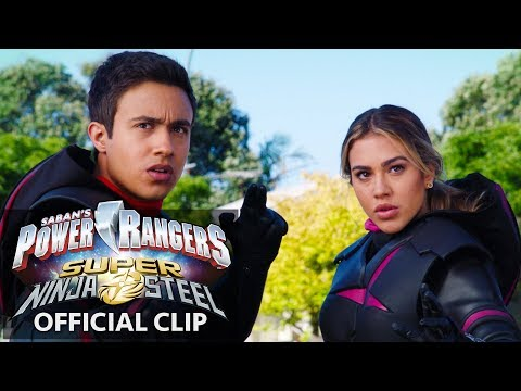 Power Rangers | Super Ninja Steel Official Clip - Game Plan