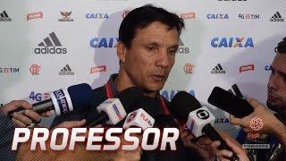 Entrevista coletiva do técnico Zé Ricardo após a vitória de 3 a 1 sobre a Chapecoense. --------------- Seja sócio-torcedor do Flamengo: http://bit.ly/1QtIgYl...