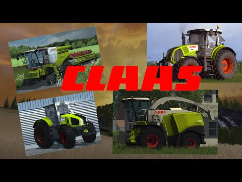 FULL PACK CLAAS