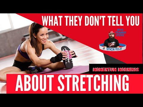 How to Stretch Better - Stretch & Mobility Myths & Tips 101