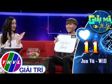 THVL | Will đau lòng vì Jun Vũ không nhớ tên MV solo đầu tiên của mình | Giải mã tri kỷ - Tập 11 - Thời lượng: 5 phút, 28 giây.
