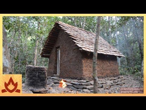 這個兩手空空的男子說他要在森林裡徒手建一間小屋,嘲笑他會失敗的人最後都看到差點下跪道歉!