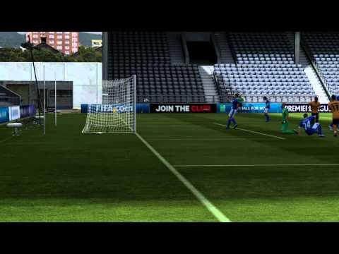 красивый гол в FIFA 13