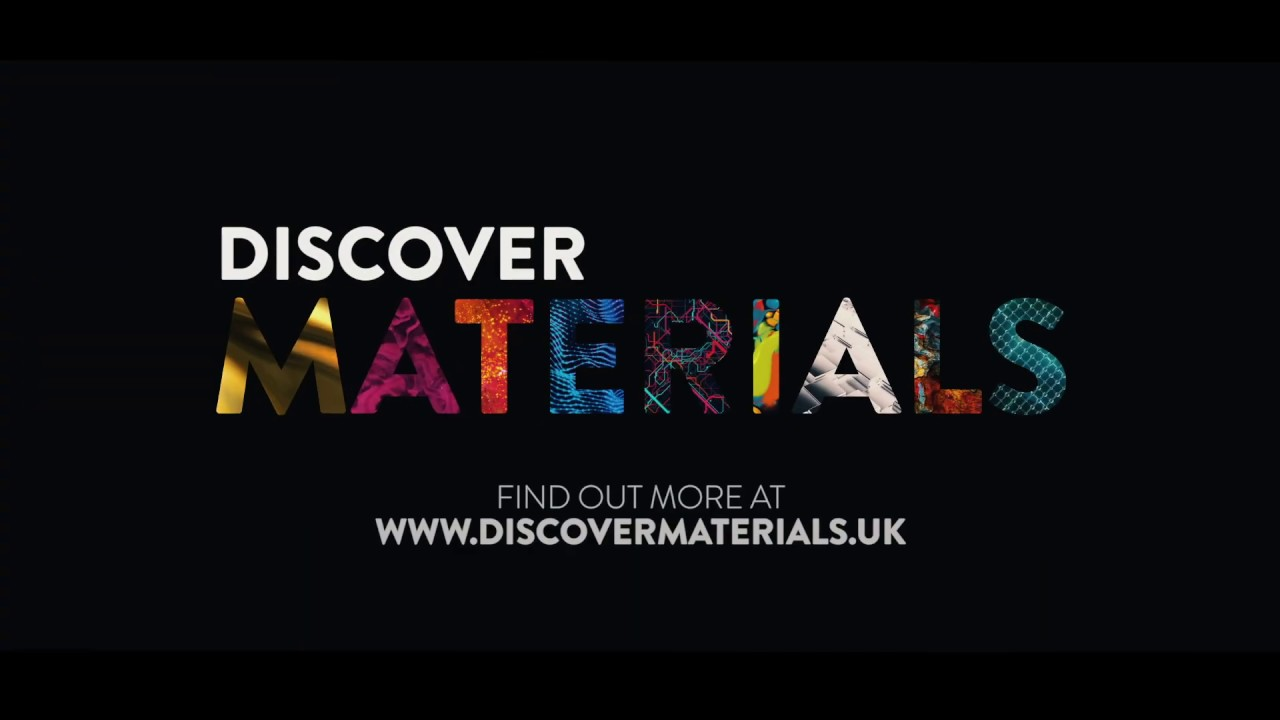 A video from Discover Materials which explains what's so great about Material Science?