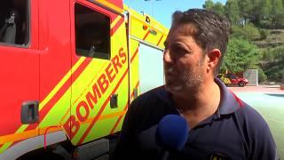 El colegio CRA Espadà-Millars de Castellón participa en la XII Semana de la Prevención de Incendios