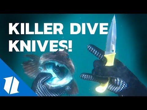 Which Dive Knife Should I Buy? | Knife Banter Ep. 54