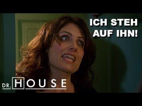 House crasht Cuddys Date | Dr. House DE