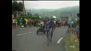 Bagneres-de-Luchon France  city photo : Tour de France 1998 - 10 Bagnères de Luchon Massi
