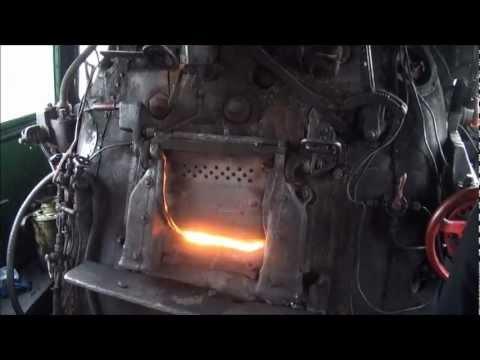 Parowóz Pm36-02 Pociąg specjalny \