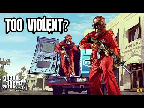 theft - GTA V is one of my most anticipated games, but how will the media/public react once it's released?! Let me know what YOU think in the comments below!! Don't ...