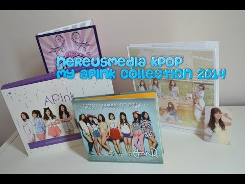 Apink kpop cd ebay collection guide.