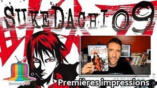 vidéo Sukedachi 09 1 - Chronique manga