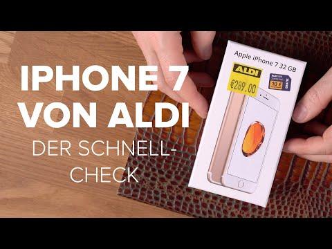 iPhone 7 von Aldi im Kurz-Test: Ist »reassembled« so  ...