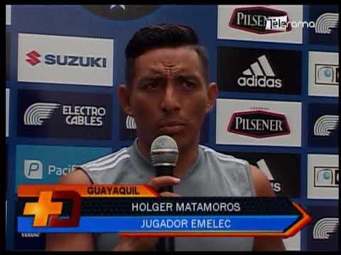 Emelec buscará recuperarse ante Deportivo Cuenca