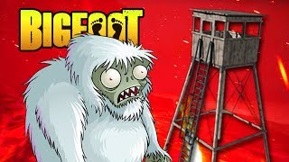 Hunting Tower Defence (Bigfoot)
