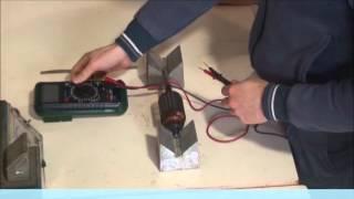 2013 Comprobación rotor motor de arranque IES La Marxadella