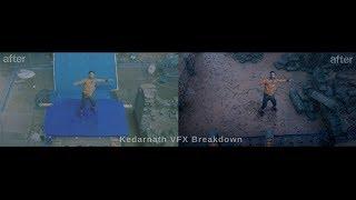 KEDARNATH VFX Breakdown | After Studios