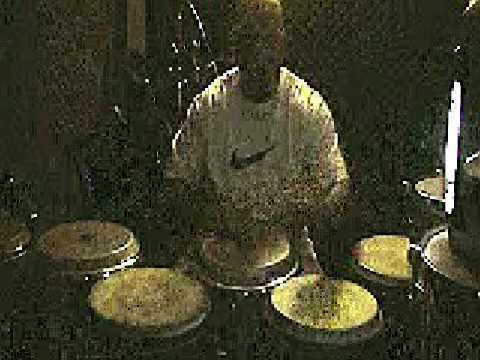 Joe Collado on 5 Congas