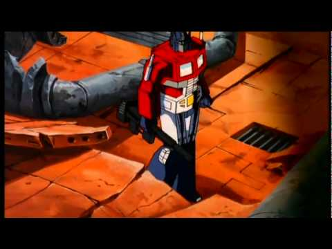 megatron - Optimus Prime: Megatron Must Be Stopped.. No Matter The Cost! Megatron: Prime! Optimus Prime: One shall stand, one shall fall. Megatron: Why throw away your ...