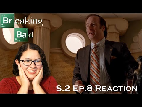 "Breaking Bad S.2 Ep.8 ""Better Call Saul""- Reaction"