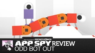Odd Bot Out | iOS iPhone / iPad Gameplay Review - AppSpy.com