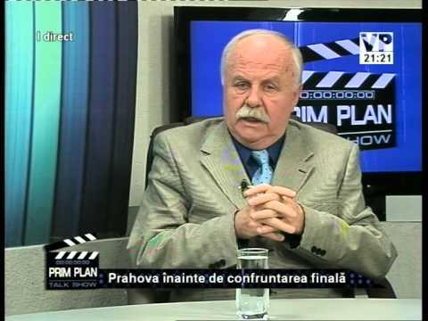 Emisiunea Prim Plan – Romeo Hanganu și Victor Preda – 5 noiembrie 2014