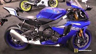 8. 2017 Yamaha R1 - Walkaround - 2017 Toronto Motorcycle Show