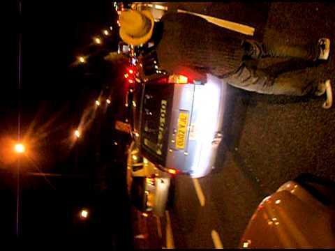 Trousers down pants down on the m6 stafford after prodigy