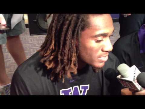 Shaq Thompson Interview 8/31/2013 video.