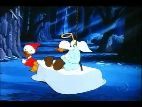 Pato Donald - A Sopa Está na Mesa