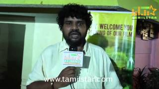 Nalan Kumarasamy at Narai Ezhuthum Suyasarithiram Short Film Screening