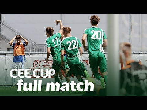 CEE Cup GENERALI 2017 FC Academy Pandev vs Győri ETO FC (видео)