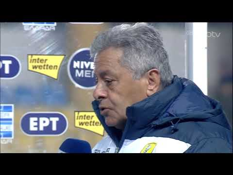 Μιχαηλίδης: «Δεν έχουμε βρει λύση στις στατικές φάσεις» | 10/02/2020 | ΕΡΤ