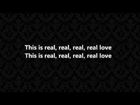 Real love - Clean Bandit & Jess Glynne (lyrics)