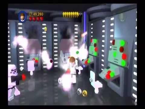 Lego Star Wars II The Original Trilogy Walkthrough - [W1] A New Hope ...