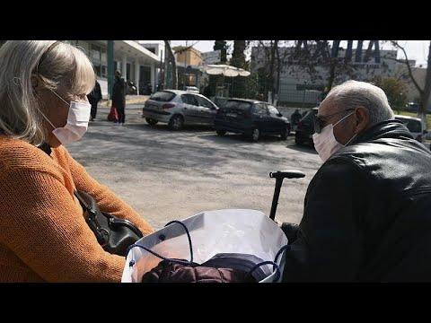 Ελλάδα: Πέντε νεκροί το τελευταίο 24ωρο – 62 νέα κρούσματα…