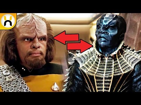 Klingon Redesign EXPLAINED | Star Trek: Discovery