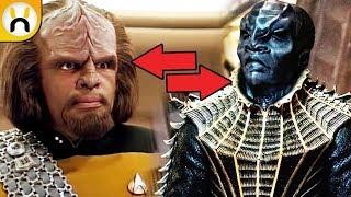 Video Klingon Redesign EXPLAINED | Star Trek: Discovery MP3, 3GP, MP4, WEBM, AVI, FLV April 2018