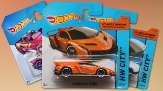 Hot Wheels Cars - WOW A Treasure Hunt&a Few Corrections