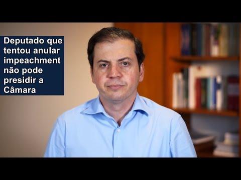 Rodrigo de Castro: veto ao deputado que tentou manter Dilma