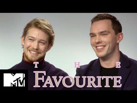 Joe Alwyn & Nicholas Hoult Go Speed Dating   The Favourite   MTV Movies