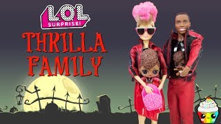 Video Thrilla Family DIY Custom Fun Craft With Barbie and Ken MP3, 3GP, MP4, WEBM, AVI, FLV Agustus 2018