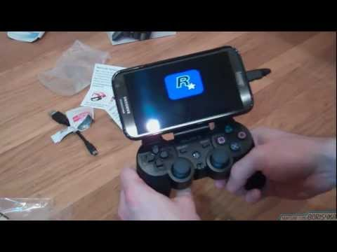 GameKlip unboxing, installation, and quick review (with the Galaxy Note 2)