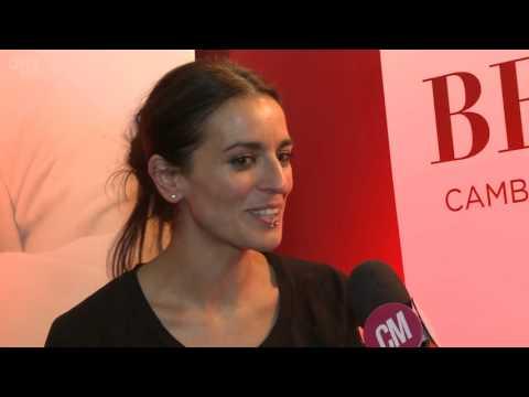 Bebe video Entrevista Presenta