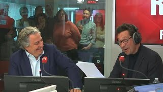 La chronique de Laurent Gerra face à Christian Clavier, Gérard Depardieu et Bertrand Blier
